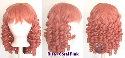 Risa - Coral Pink
