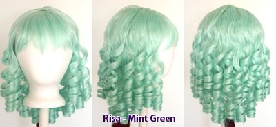 Risa - Mint Green