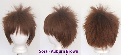 Sora - Auburn Brown