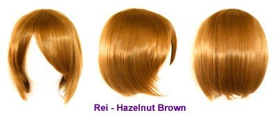 Rei - Hazelnut Blond