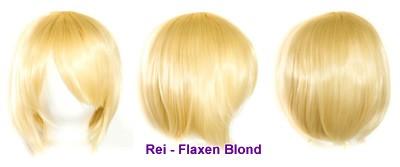 Rei - Flaxen Blond