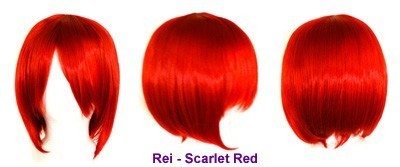 Rei - Scarlet Red