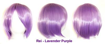 Rei - Lavender Purple