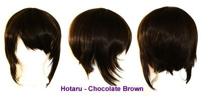 Hotaru - Chocolate Brown