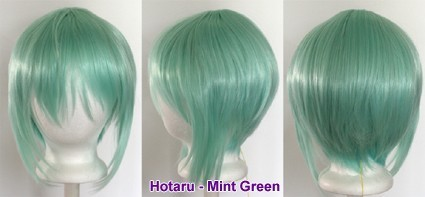 Hotaru - Mint Green
