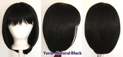 Yuna - Natural Black