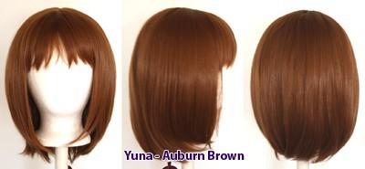 Yuna - Auburn Brown