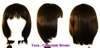 Yuna - Chocolate Brown