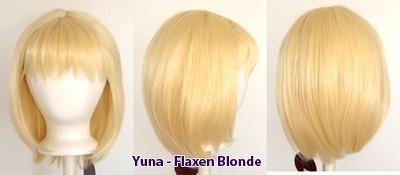 Yuna - Flaxen Blonde