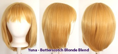Yuna - Butterscotch Blonde Blend
