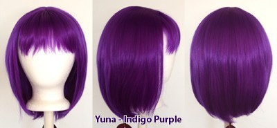 Yuna - Indigo Purple