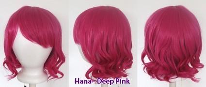 Hana - Deep Pink