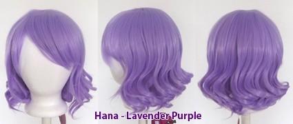 Hana - Lavender Purple