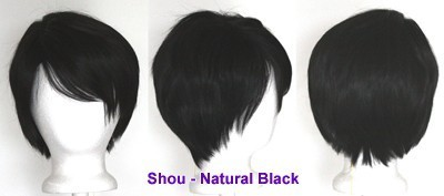 Shou - Natural Black