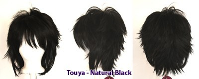 Touya - Natural Black