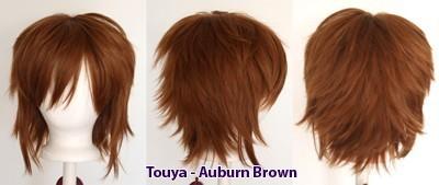 Touya - Auburn Brown