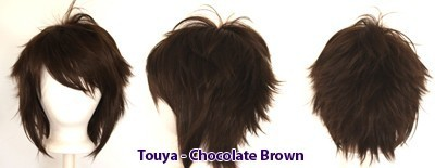 Touya - Chocolate Brown