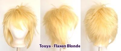 Touya - Flaxen Blonde