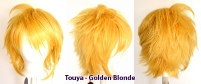 Touya - Golden Blonde