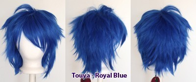Touya - Royal Blue