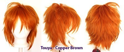 Touya - Copper Brown