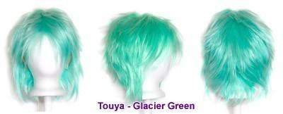 Touya - Glacier Green