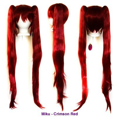 Miku - Crimson Red