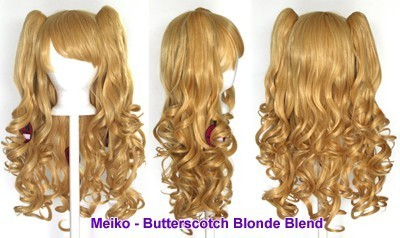 Meiko - Butterscotch Blonde Blend
