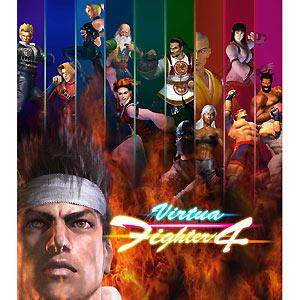 Virtua Fighter 4 OST TPCD02192