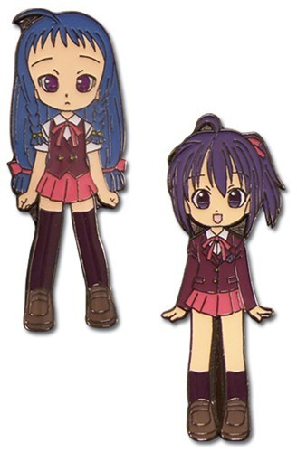 Negima! Master Negi Magi Nodoka and Yue Pin Set pi7380