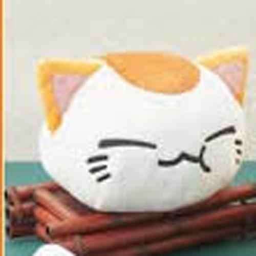 nemuneko 12 39 39 eating ver calico cat plush doll anime manga mint ebay. Black Bedroom Furniture Sets. Home Design Ideas