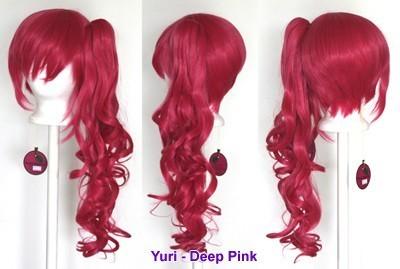 Yuri - Deep Pink
