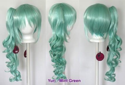 Yuri - Mint Green