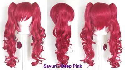 Sayuri - Deep Pink