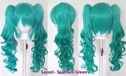 Sayuri - Seafoam Green