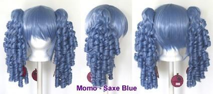 Momo - Saxe Blue