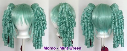 Momo - Mint Green
