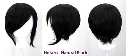 Hotaru - Natural Black