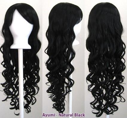 Ayumi - Natural Black