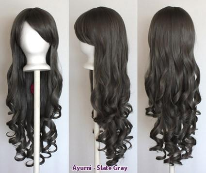 Ayumi - Slate Gray