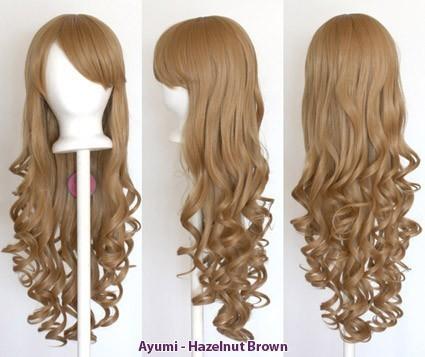 Ayumi - Hazelnut Brown