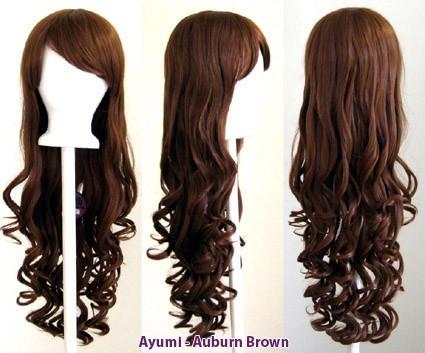 Ayumi - Auburn Brown
