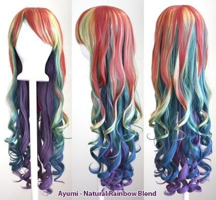 Ayumi - Natural Rainbow Blend