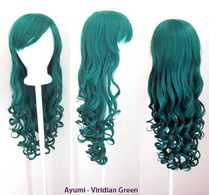 Ayumi - Viridian Green