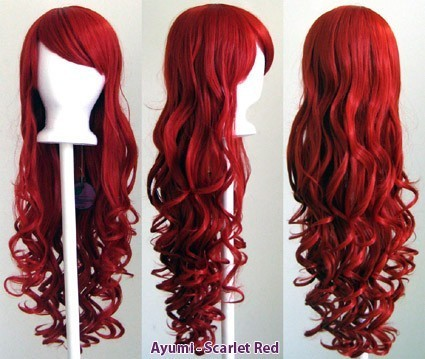 Ayumi - Scarlet Red