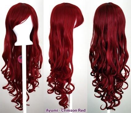 Ayumi - Crimson Red