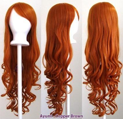 Ayumi - Copper Brown