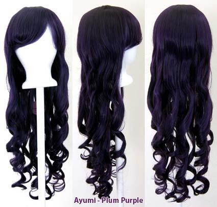 Ayumi - Plum Purple