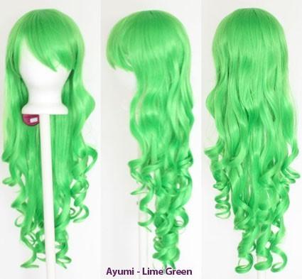 Ayumi - Lime Green