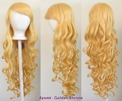 Ayumi - Golden Blonde